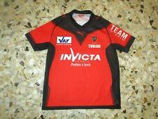 maillot shirt jersey ancien RCT RUGBY CLUB TOULONNAIS TOULON 2009-2010