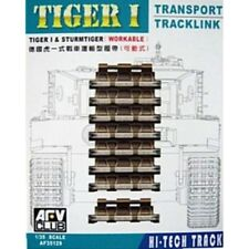 AFV CLUB 1/35 Tiger I Hi-Tech Transport Track Links AF35129