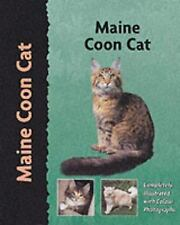 Maine Coon Cat by Hayman, Tracey K.