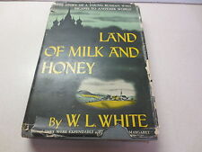 Land of Milk and Honey Story of a Young Russian Who Escapes to Another World 1st
