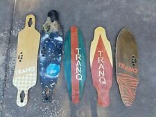 Used / Experimental / Defective / Imperfect Long Board Skateboards
