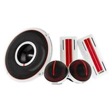 DS18 SQCOMP 300W Max Power 2-Way 6.5 Inch Car Audio Component Speaker System Set