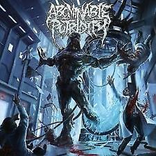 The Anomalies Of Artificial Origin von Abominable Putridity (2015)