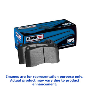 Hawk For Buick / Cadillac / Chevrolet Disc Brake Pad-Super Front - HB535F.638