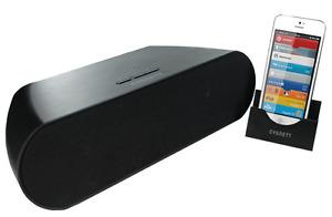 Cygnett SoundWave Wireless Bluetooth Portable Speaker with Smartphone Stand