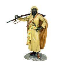 Wiener Bronzefigur - Arabischer Krieger mit Gewehr - Bergmann-Stempel