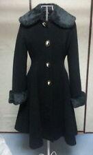 Black Long Angel Coat Innocent World VG