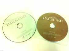 Hallelujah Songs Of Love Hope And Inspiration 2009 Music CD Album 2 Discs ONLY