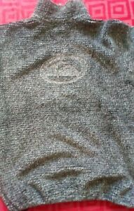 Quicksilver Grey Fleece M