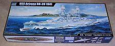 U.S.S. Arizona BB-39 1941 Trumpeter Battleship 1/200 New In Box.