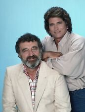 HIGHWAY TO HEAVEN - TV SHOW PHOTO #86 - MICHAEL LANDON + VICTOR FRENCH