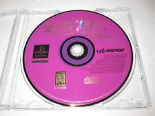 San Francisco Rush Extreme Racing (PlayStation PS1) Game in Plain Case Excellent