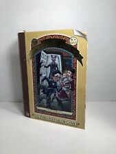 Perilous Parlor Game - Lemony Snicket Series of Unfortunate Events - Unused