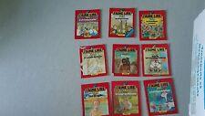 collector lot  premiers magazines 9 revues J'AIME LIRE annees 70 port compris