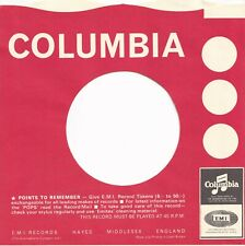More details for columbia,  company repro record sleeves  (10 pack] 1965 db 7710 to 1966 db 7985