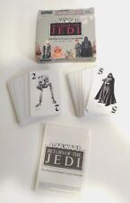 Star Wars Return of the Jedi Play for Power Card Game - Vintage 1983 Parker Bros