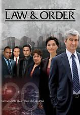 Law & Order: The Twentieth Year, Acceptable DVD, Linus Roache,S. Epatha Merkerso