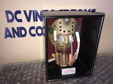 NECA Reel Toys Freddy vs Jason Prop Replica Mask and Glove 37/2000 Limited