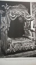mobilier d'art francais aux XVIIe et XVIIIe siecles. Meubles et sièges 1924