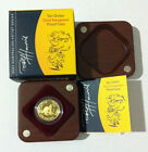 2007 $10 Rolf Harris Kangaroo 1/10oz Gold Proof Coin