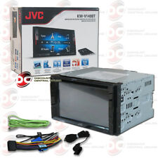 "2018 NEW JVC DOUBLE DIN 6.2"" CAR TOUCHSCREEN DVD CD BLUETOOTH W/ IPHONE CONTROL"