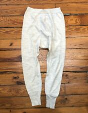 1950s Vintage Brent Healthgard Wool Blend Heather Grey Long Johns Size M