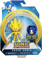 Sonic The Hedgehog Basic Series 2 Super Sonic Action Figure