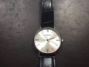 Wempe All Stainless Steel Large Watch