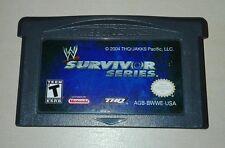 Wrestling survivor series WWE- Game Boy Advance Gioco Game Gameboy GBA