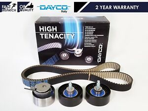 FOR CHRYSLER VOYAGER JEEP CHEROKEE 2.5 2.8 CRD DAYCO OEM TIMING CAM BELT KIT NEW