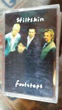 "Stiltskin,""Footsteps"" Rare cassette single"
