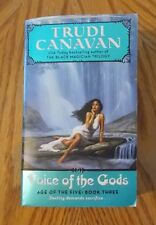 Trudi Canavan Voice Of The Gods Age Of The Five: Book Three Paperback