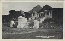 SOUTH AFRICA :  The Cecil Rhodes Memorial, Capetown-NEWMAN