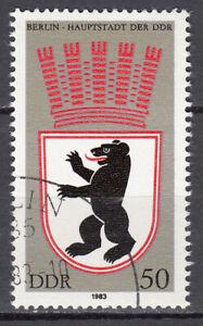 DDR 1983 Mi. Nr. 2817 Gestempelt LUXUS!!!