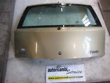 FIAT PUNTO 2' 1.2 BENZ 44KW 60CV 3P 5M (2002) RICAMBIO COFANO POSTERIORE BAULE R