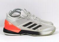 Adidas Women's adizero ubersonic 3 W Tennis Shoes Gray Size US 6.5 AH2137