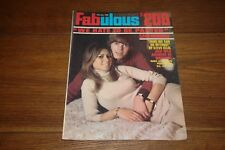 FABULOUS FAB 208 12 JULY 1969 PETER NOONE  JACK WILD STEVE ELLIS
