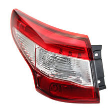 LED Rear Left Side Light Tail Light with Harness For Nissan Qashqai 2014-2016