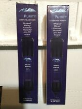 2 New Purity Water Filter 4396841 Edr3Rxd3 Whirlpool,Maytag,Kenmore, Kitchenaid +