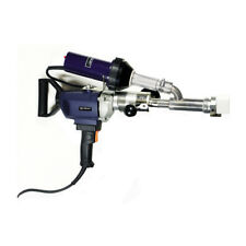 Handheld Plastic Extrusion Welding Machine Extruder Welder Heat Gun Booster EX3