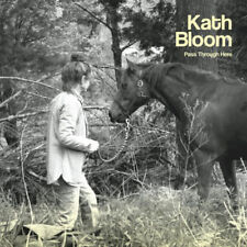 Kath Bloom : Pass Through Here CD (2015) ***NEW***