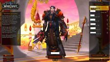 Compte WOW Shadowlands 5 lvl 120, 474ilvl monture INVINCIBLE/ANZU 6khf 150kpo
