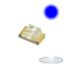 KM0027 150 Stück SMD LED 0805 blau klar