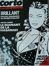 Magazine (très bel état) - Corto Maltese 17 (couverture de Leone)
