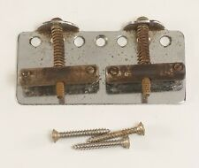 1968 Fender Telecaster Bass Bridge & Saddles Heavy Relic Vintage 1969 1970 1971