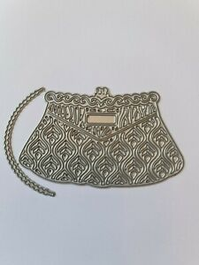 Pretty, Intricate Bag and Strap Die Cutter  Lightly Used