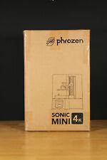 Phrozen Sonic Mini 4k 3d Printer New in Box