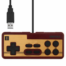 Buffalo Retro Nintendo Nes Famicom Family Computer Turbo FC USB Gamepad PC