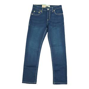 Levi Boys 511 Slim Soft Dobby Knit Jeans w/ Adjustable Waistband