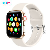 Xiaomi Kumi KU1 Pro Smart Watch Reloj Fitness Tracker Blood Oxygen Rose Gold